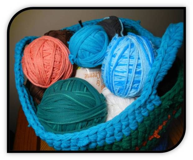 Yarn Basket